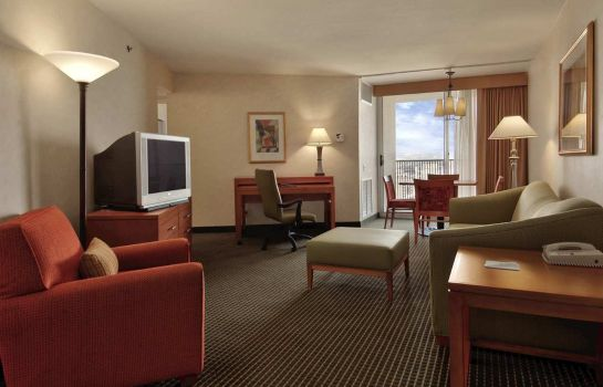 Suite Embassy Suites by Hilton Philadelphia Center City