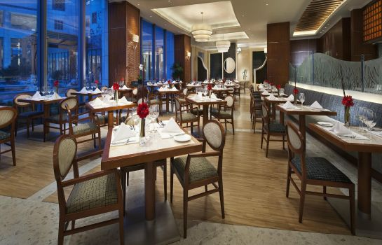 Hotelbar DoubleTree by Hilton Hotel Shanghai - Pudong