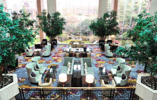 Hotelhalle DoubleTree by Hilton Hotel Shanghai - Pudong