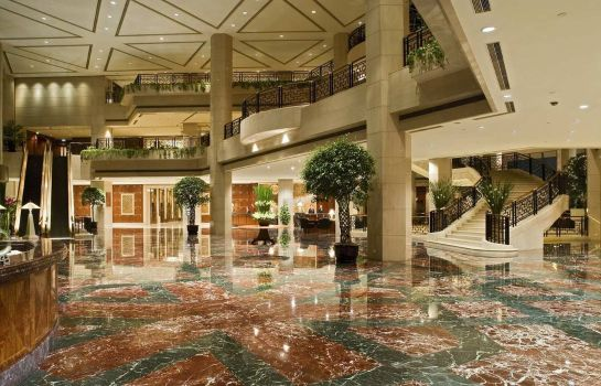 Hall DoubleTree by Hilton Hotel Shanghai - Pudong