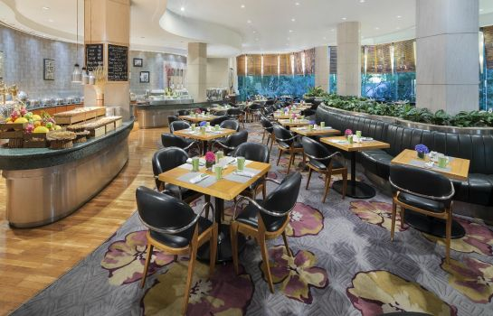 Restaurant DoubleTree by Hilton Hotel Shanghai - Pudong