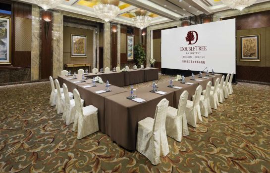 Tagungsraum DoubleTree by Hilton Hotel Shanghai - Pudong