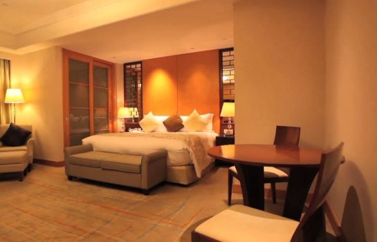Info DoubleTree by Hilton Hotel Shanghai - Pudong