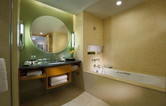 Zimmer DoubleTree by Hilton Hotel Shanghai - Pudong