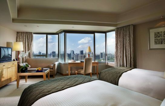 Kamers DoubleTree by Hilton Hotel Shanghai - Pudong