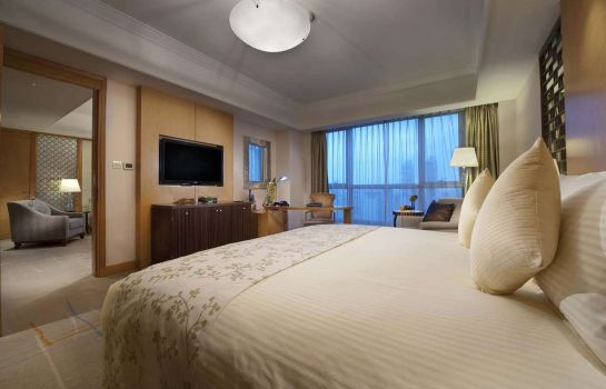 Camera DoubleTree by Hilton Hotel Shanghai - Pudong