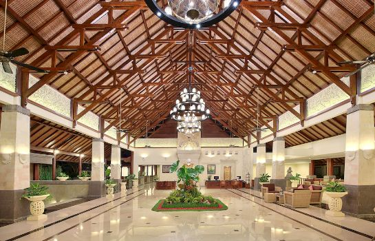 Hall de l'hôtel The Grand Bali Nusa Dua