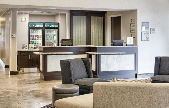 Hotelhalle Homewood Suites Mobile Airport-University Area