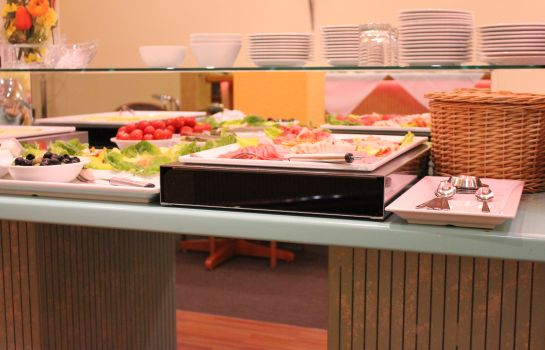Ontbijtbuffet Cabo