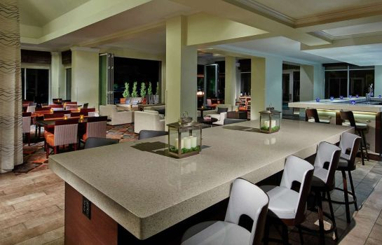 Restaurant Hilton Garden Inn Mountain View