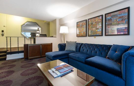 Suite Cambria Hotel Chicago Magnificent Mile