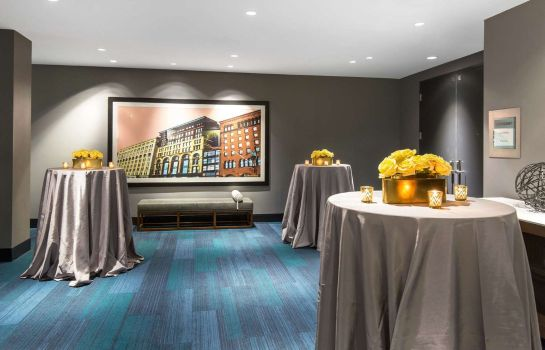 Sala konferencyjna Cambria Hotel Chicago Magnificent Mile