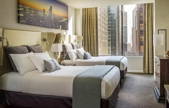 Chambre Cambria hotel & suites Chicago Magnificent Mile