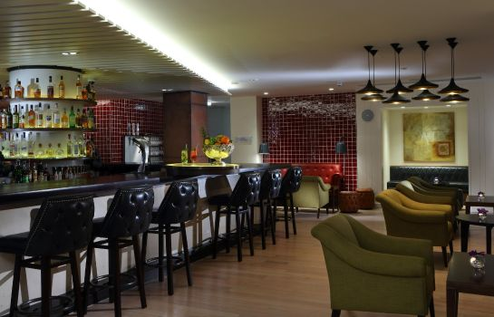 Hotelbar The Morrison a DoubleTree by Hilton Hotel
