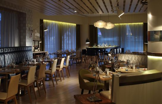 Restaurant The Morrison a DoubleTree by Hilton Hotel
