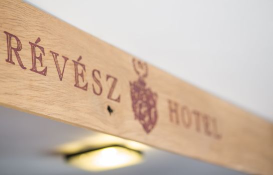 Empfang Revesz Hotel Restaurant and Rosa SPA
