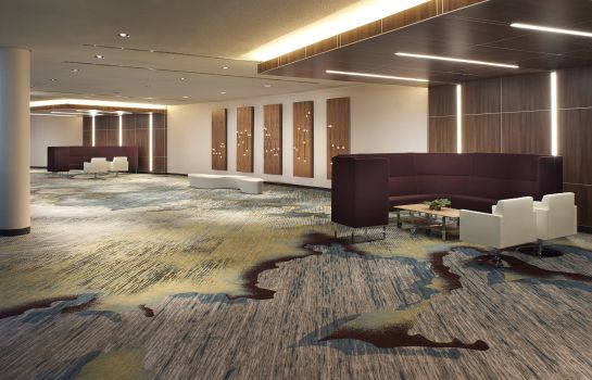 Conference room Detroit Marriott at the Renaissance Center