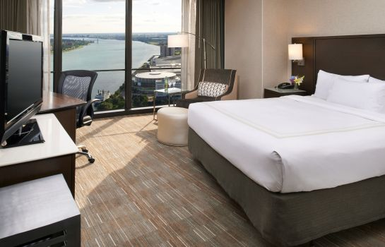 Zimmer Detroit Marriott at the Renaissance Center