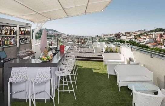 Hotel bar NH Collection Lisboa Liberdade