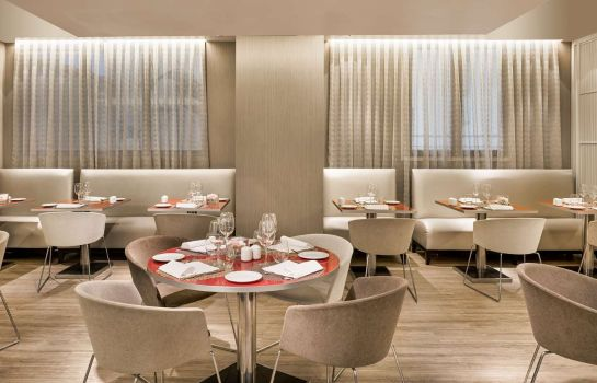 Ristorante NH Collection Lisboa Liberdade