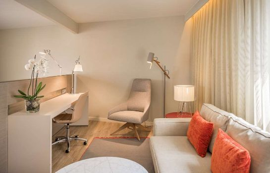 Suite NH Collection Lisboa Liberdade