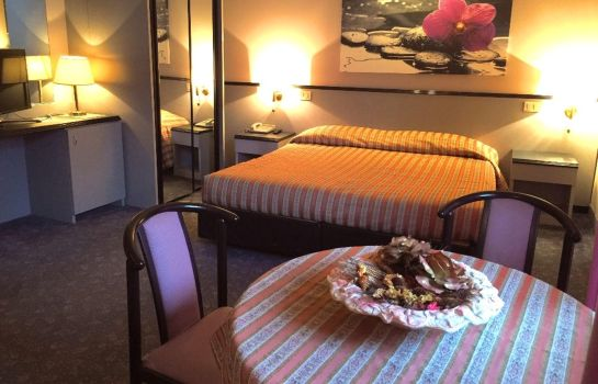 Chambre double (confort) Internazionale Hotel Residence