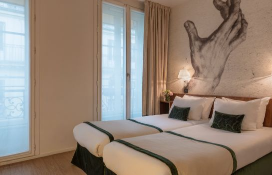 Single room (superior) Le Monna Lisa