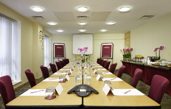 Meeting room Mercure London Bridge