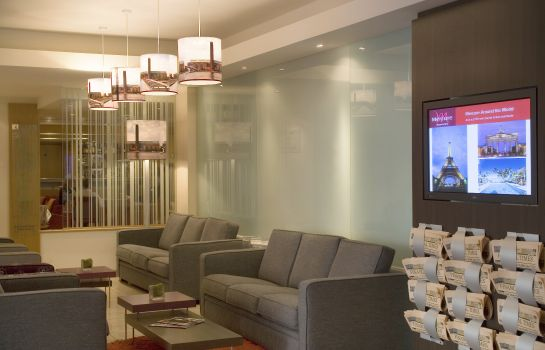 Interior view Mercure London Bridge