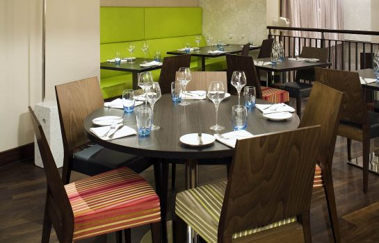 Restaurant Mercure London Bridge