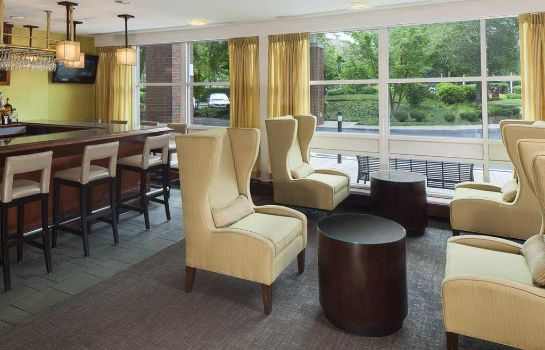 Hotelhalle DoubleTree Club by Hilton Boston Bayside
