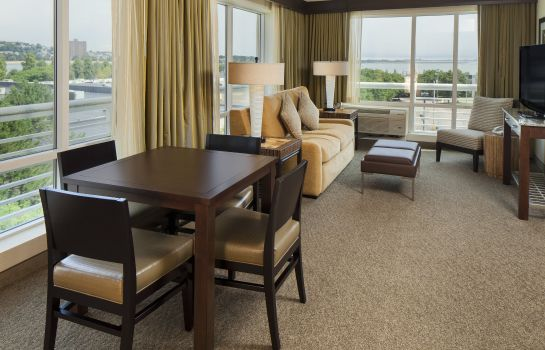 Suite DoubleTree by Hilton Boston Bayside