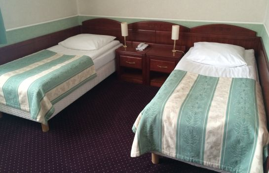 Double room (standard) Lavender Hotel Poznań