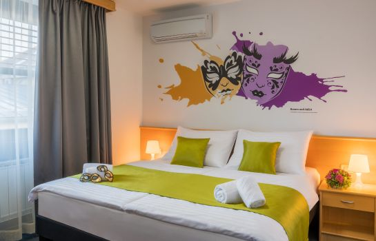 Pokój standardowy ibis Styles Maribor City Center