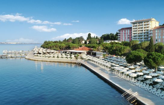 plage Grand Hotel Portorož 4* superior LifeClass Hotels & Spa