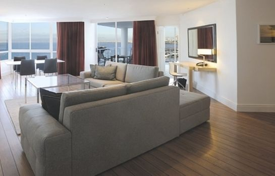 Suite Cape Town Radisson Blu Hotel Waterfront