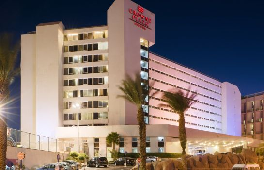 Exterior view Crowne Plaza EILAT