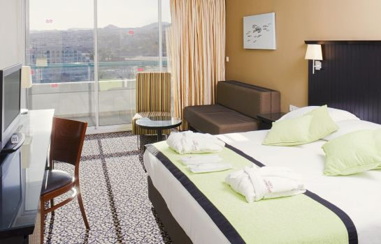 Room Crowne Plaza EILAT