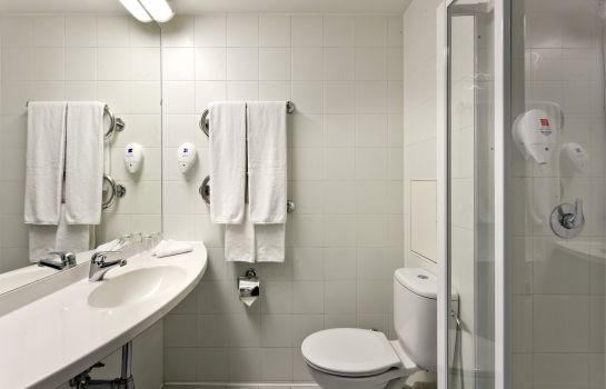 Bagno in camera Green Park Hotel Vilnius