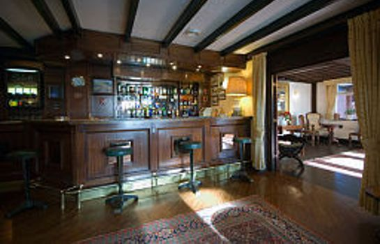 Bar de l'hôtel Grimstock Country House