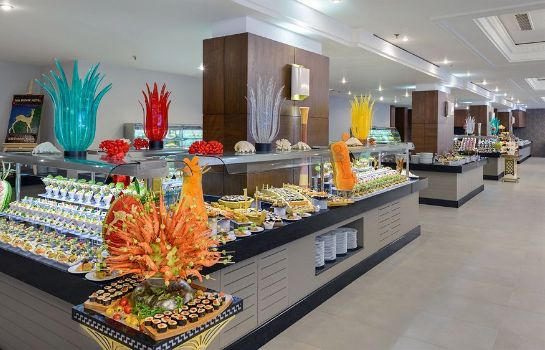 Restauracja Ma Biche Hotel - All Inclusive