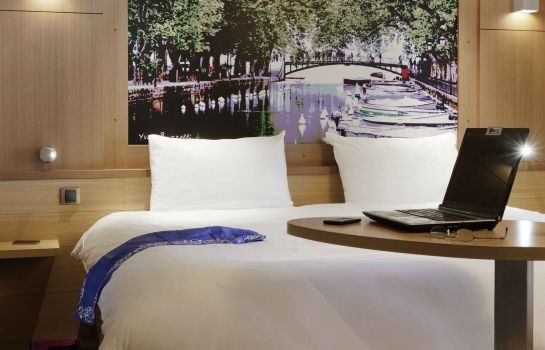 chambre standard ibis Styles Annecy Gare Centre