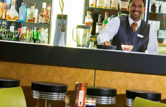 Hotel-Bar Novotel Duesseldorf City West (Seestern)