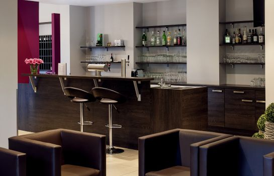 Hotel-Bar Mercure Hotel Berlin am Alexanderplatz