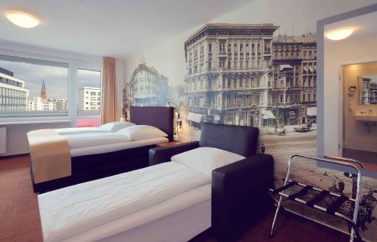 Info Mercure Hotel Berlin am Alexanderplatz