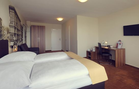 Standard room Mercure Hotel Berlin am Alexanderplatz