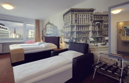Camera standard Mercure Hotel Berlin am Alexanderplatz