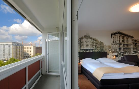 Camera doppia (Standard) Mercure Hotel Berlin am Alexanderplatz