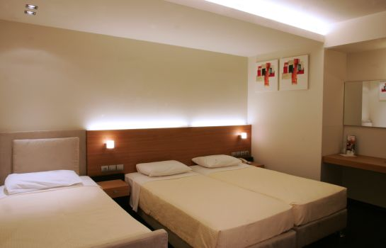 Triple room Capsis Hotel Thessaloniki