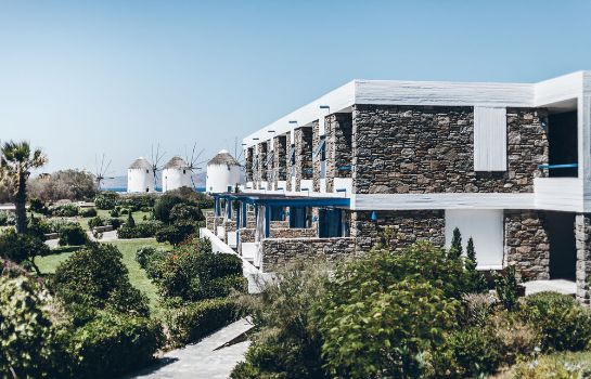 Exterior view Mykonos Theoxenia Luxury Boutique Hotel